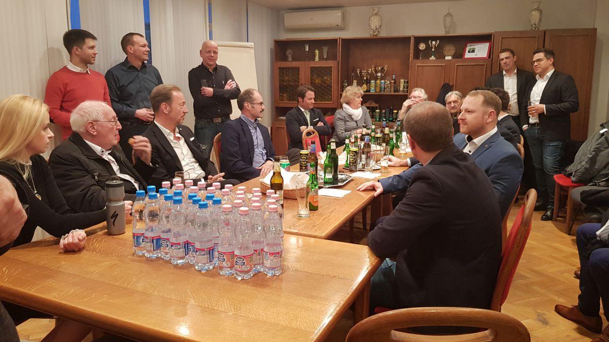 Pécsi Sör Brauereibesichtigung