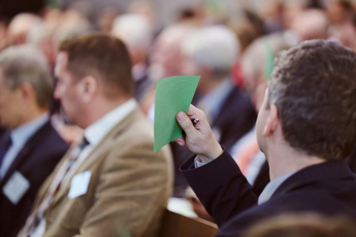 Jahreshauptversammlung 2019
