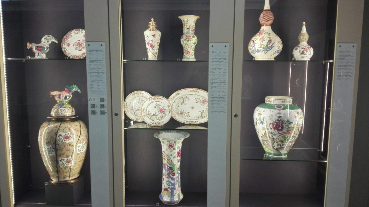 Werkbesichtigung der Herend Porzellanmanufaktur