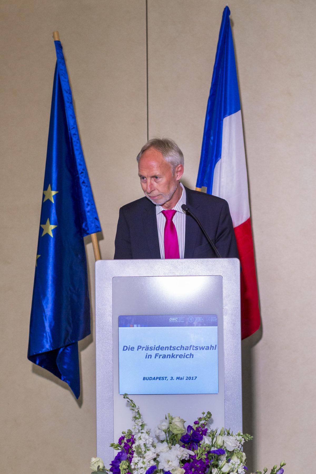 Die Präsidentschaftswahl in Frankreich