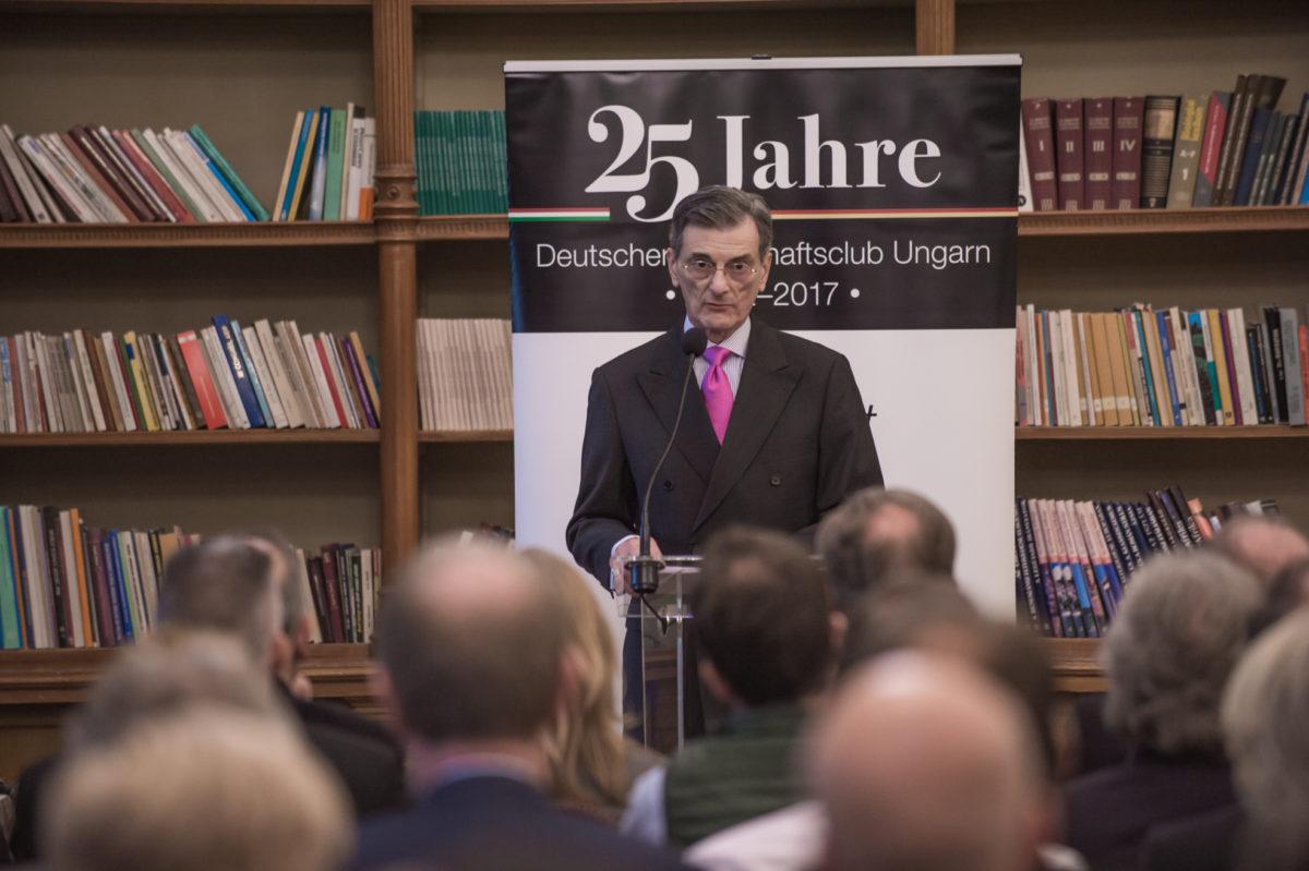 Vortrag von Dr. Matei Hoffmann: Deutschland und Ungarn in der OECD
