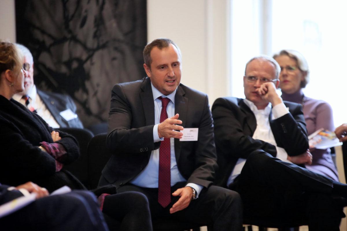 4. Konferenz der Deutschen Wirtschaftsclubs
