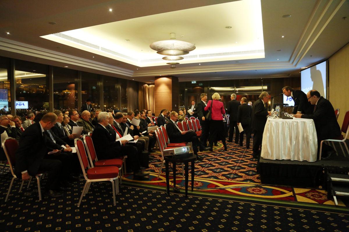 Jahreshauptversammlung 2015