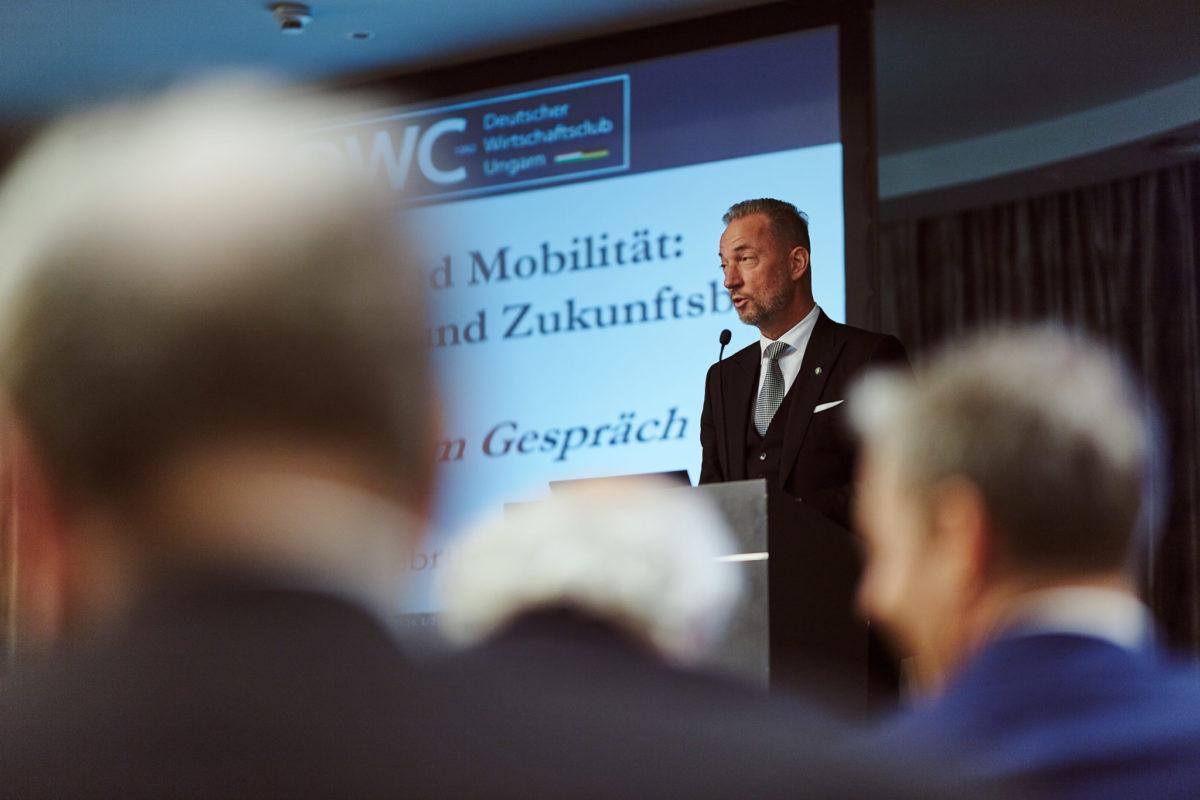Megatrend Mobilität – Startups in Gespräch