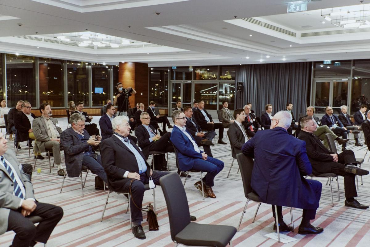Hybrid-Veranstaltung mit Gergely Karácsony