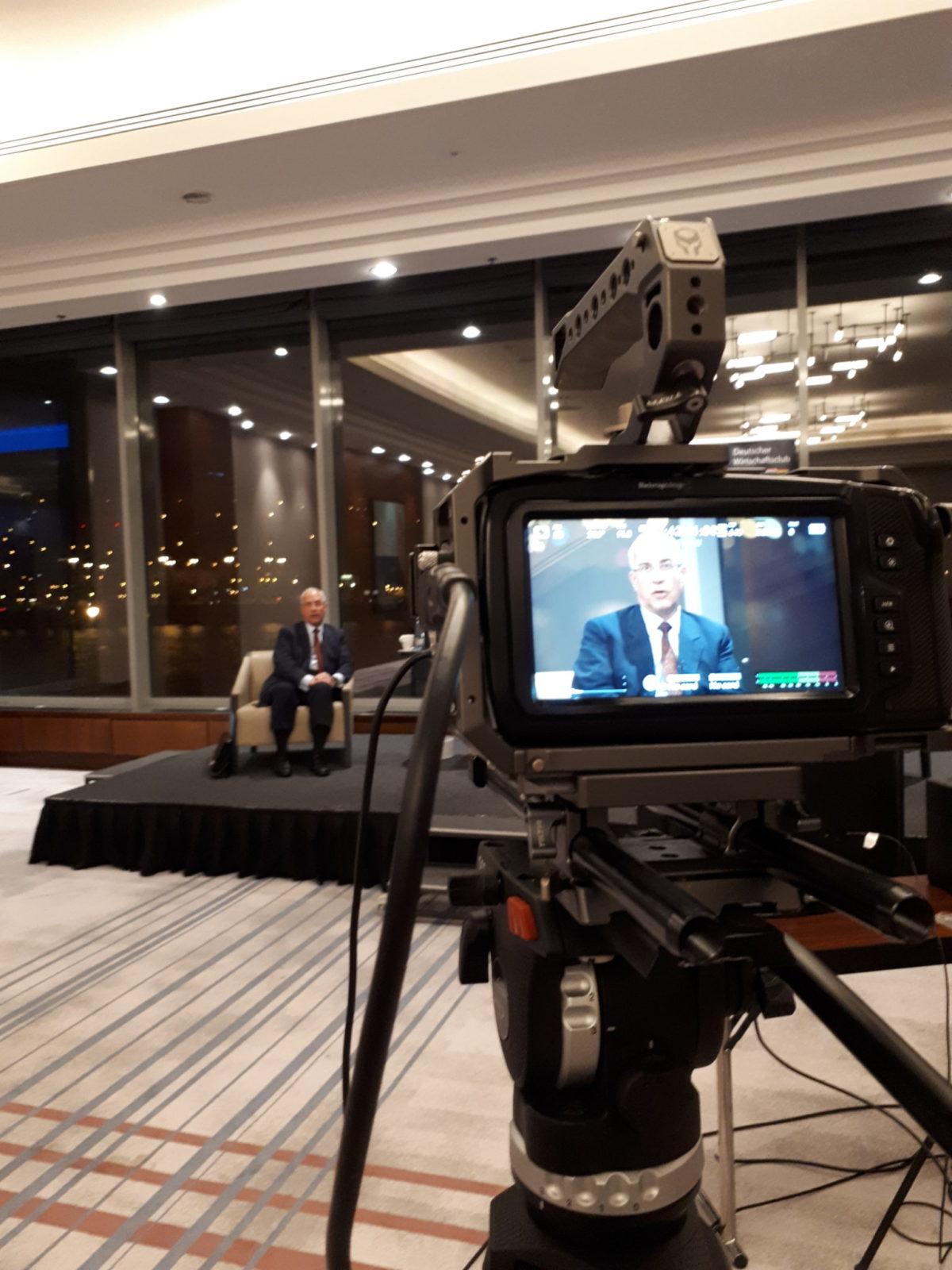 Online Podiumsdiskussion mit Minister Palkovics