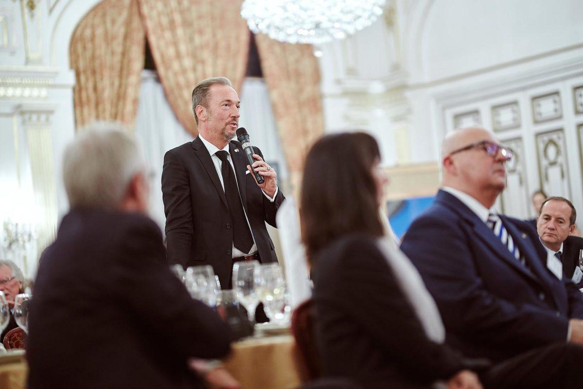 Vortrag von Minister Gergely Gulyás