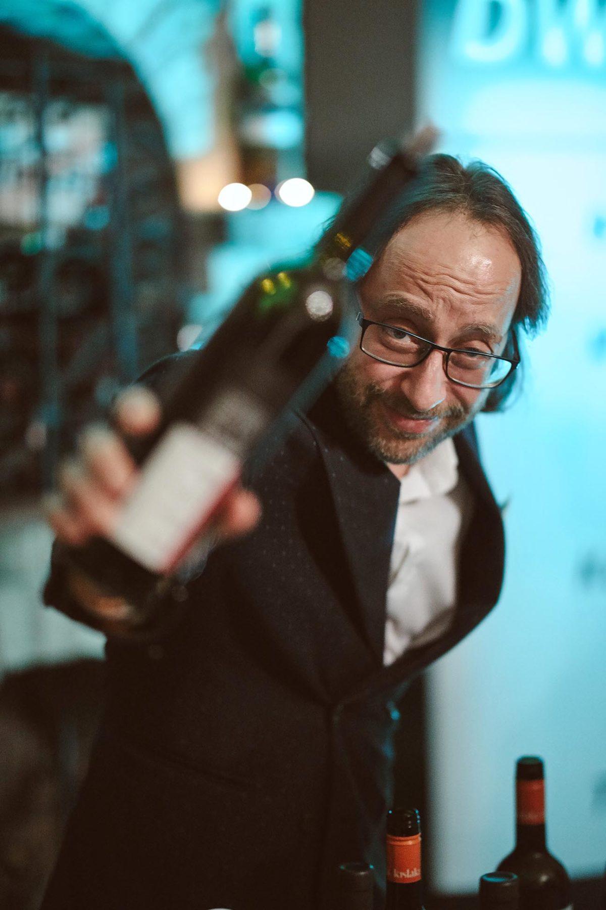 Vorweihnachtliche Weinverkostung